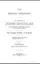 The Douglas Genealogy